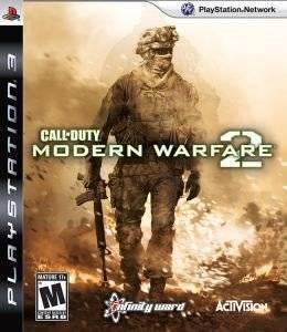 CALL OF DUTY MODERN WARFARE 2 - PS3
