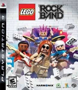 LEGO ROCK BAND - PS3  ps3 games music and rhythm