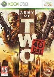ARMY OF TWO THE 40TH DAY - XBOX 360
