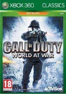 CALL OF DUTY: WORLD AT WAR CLASSICS - XBOX360