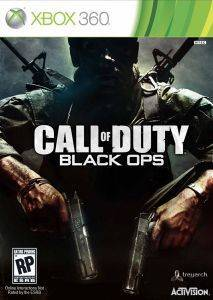 CALL OF DUTY: BLACK OPS - XBOX 360 / XBOX ONE