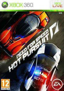 NEED FOR SPEED: HOT PURSUIT CLASSICS- XBOX 360