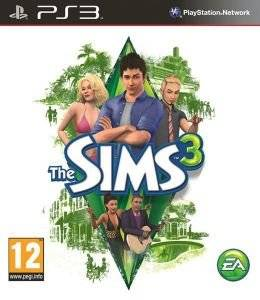 THE SIMS 3 - PS3 ηλεκτρονικά παιχνίδια ps3 games virtual life