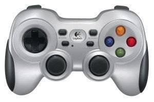 LOGITECH F710 WIRELESS GAMEPAD ηλεκτρονικά παιχνίδια κονσολεσ   περιφερειακα gamepads