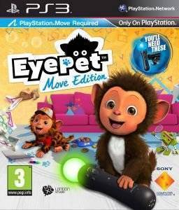 EYE PET (MOVE EDITION)