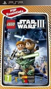 LEGO STAR WARS III: THE CLONE WARS ESSENTIALS - PSP