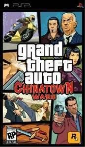 GRAND THEFT AUTO: CHINATOWN WARS - PSP ηλεκτρονικά παιχνίδια psp games action adventure