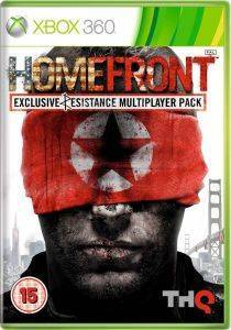 HOMEFRONT RESISTANCE SPECIAL EDITION (XBOX 360 ANAMENETAI 18/03/2011)