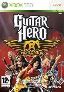 GUITAR HERO AEROSMITH STAND ALONE GAME - XBOX360