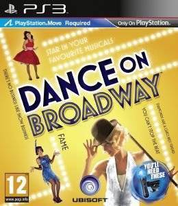 DANCE ON BROADWAY (MOVE EXCLUSIVE) - PS3