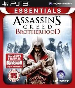 ASSASSIN'S CREED: BROTHERHOOD ESSENTIALS - PS3