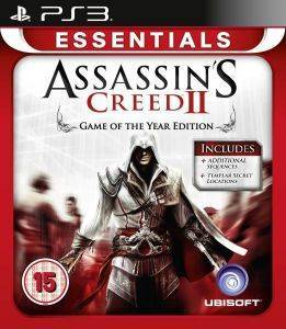 ASSASSIN'S CREED II GAME OF THE YEAR EDITION PLATINUM