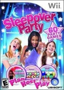 GIRLS LIFE: SLEEPOVER PARTY(WII)