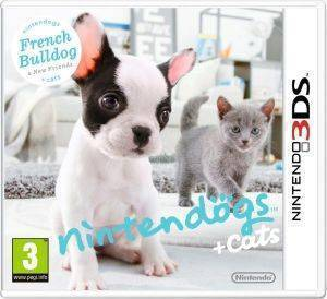 NINTENDOGS & CATS: FRENCH BULLDOG
