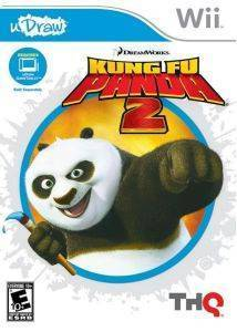 KUNG FU PANDA 2 (UDRAW REQUIRED) - WII