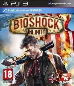 BIOSHOCK INFINITE - PS3 ηλεκτρονικά παιχνίδια ps3 games action adventure