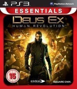 DEUS EX: HUMAN REVOLUTION ESSENTIALS - PS3