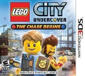 LEGO CITY UNDERCOVER: THE CHASE BEGINS SELECTS