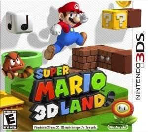 SUPER MARIO 3D LAND SELECTS - 3DS ηλεκτρονικά παιχνίδια 3ds games platformer