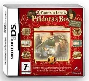 PROFESSOR LAYTON AND PANDORA S BOX