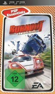 BURNOUT: LEGENDS ESSENTIALS - PSP ηλεκτρονικά παιχνίδια psp games racing