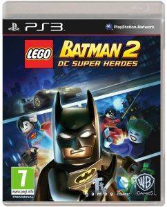 LEGO BATMAN 2 DC SUPERHEROES - PS3