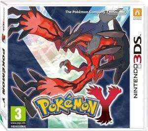 POKEMON Y - 3DS
