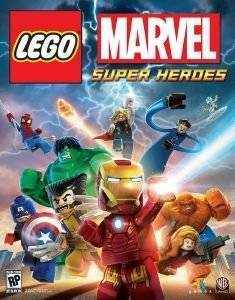 LEGO MARVEL SUPER HEROES ESSENTIALS - PS3 ηλεκτρονικά παιχνίδια ps3 games action adventure