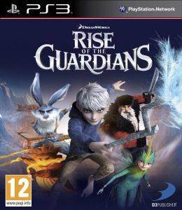 RISE OF THE GUARDIANS - PS3 ηλεκτρονικά παιχνίδια ps3 games action adventure