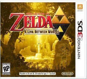 THE LEGEND OF ZELDA A LINK BETWEEN WORLDS - 3DS ηλεκτρονικά παιχνίδια 3ds games action adventure