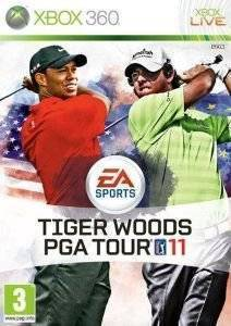 TIGER WOODS PGA TOUR 2011 - XBOX360