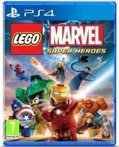 LEGO MARVEL SUPER HEROES - PS4 ηλεκτρονικά παιχνίδια ps4 games action adventure