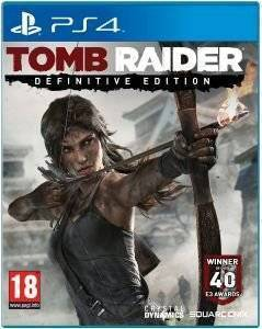 TOMB RAIDER - DEFINITIVE EDITION - PS4