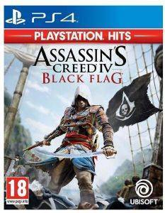 ASSASSINS CREED IV : BLACK FLAG  - PS4