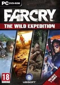 FAR CRY : THE WILD EXPEDITION – 4 GAMES PACK - PC