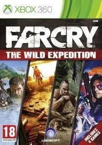 FAR CRY : THE WILD EXPEDITION – 4 GAMES PACK - XBOX360