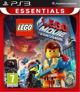 LEGO MOVIE : THE VIDEOGAME ESSENTIALS- PS3