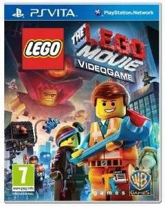 LEGO MOVIE : THE VIDEOGAME - PSVT ηλεκτρονικά παιχνίδια psvita games action adventure
