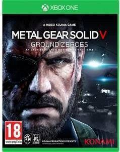 METAL GEAR SOLID V : GROUND ZEROES - XBOX ONE ηλεκτρονικά παιχνίδια xbox one games action adventure