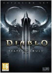 DIABLO III REAPER OF SOULS - PC