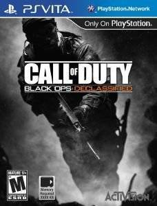 CALL OF DUTY BLACK OPS : DECLASSIFIED - PSVITA