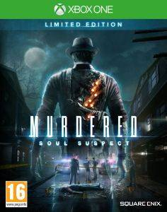 MURDERED : SOUL SUSPECT LIMITED EDITION - XBOX ONE ηλεκτρονικά παιχνίδια xbox one games action adventure