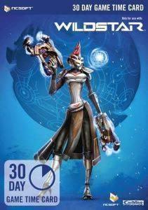WILDSTAR 30 DAY CARD ηλεκτρονικά παιχνίδια κονσολεσ   περιφερειακα prepaid game cards