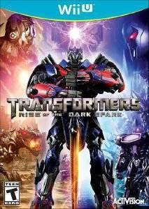 TRANSFORMERS : RISE OF THE DARK SPARK - WIIU