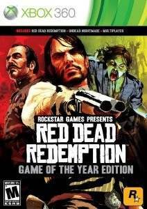 RED DEAD REDEMPTION : GAME OF THE YEAR - XBOX 360