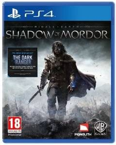 MIDDLE - EARTH : SHADOW OF MORDOR - PS4