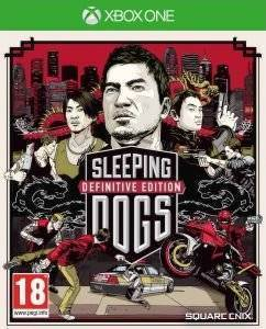 SLEEPING DOGS : DEFINITIVE EDITION - XBOX ONE