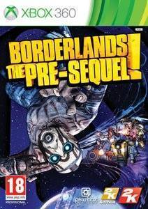 BORDERLANDS : THE PRE-SEQUEL! - XBOX 360