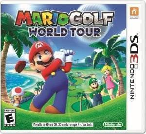 MARIO GOLF: WORLD TOUR - 3DS