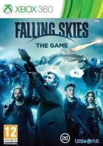 FALLING SKIES THE GAME - XBOX 360